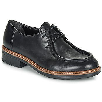 鞋子 女士 德比 André ETIENNE 黑色