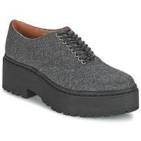 鞋子 女士 德比 Jeffrey Campbell BAIRD 灰色