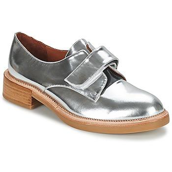 鞋子 女士 德比 Jeffrey Campbell CALVERT 银色