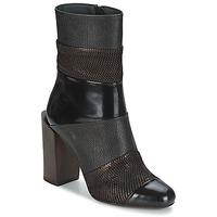 鞋子 女士 短靴 Jeffrey Campbell EXEBEND 黑色