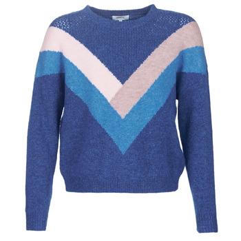 衣服 女士 羊毛衫 Only ONLFCORA 蓝色