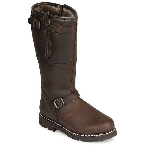 鞋子 男士 雪地靴 Meindl KITZBUHEL 棕色