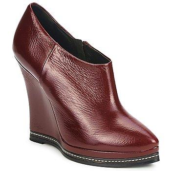 鞋子 女士 短靴 Fabi FD9627 棕色