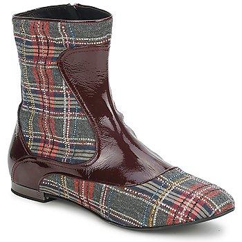 鞋子 女士 短筒靴 Fabi FD9677 多彩