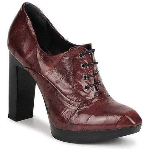 鞋子 女士 短靴 Fabi FD9734 棕色