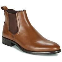 鞋子 男士 短筒靴 André NORLAND 棕色