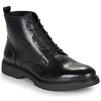 鞋子 男士 短筒靴 André GEREMY 黑色