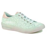 鞋子 女孩 球鞋基本款 Catimini CANDOU 银灰色