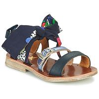 鞋子 女孩 凉鞋 Catimini CASALA 蓝色