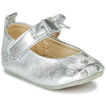 鞋子 女孩 拖鞋 Catimini CORIDA 银灰色
