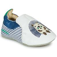 鞋子 男孩 拖鞋 Catimini COFFI 白色 / 蓝色 / 绿色