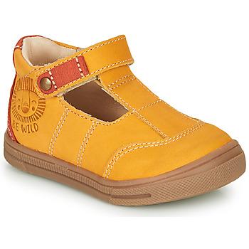 鞋子 男孩 凉鞋 GBB ARENI 黄色