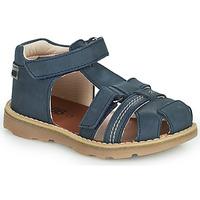 鞋子 男孩 涼鞋 GBB SEVILLOU 藍色
