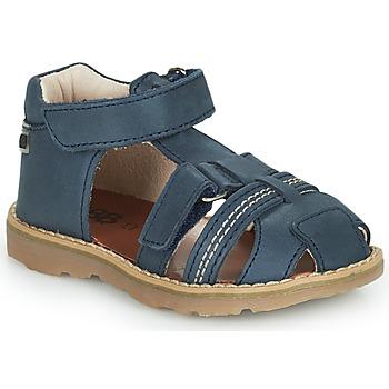 鞋子 男孩 凉鞋 GBB SEVILLOU 蓝色