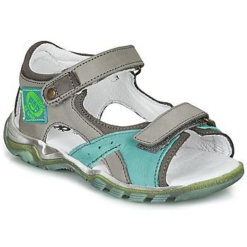 鞋子 男孩 涼鞋 GBB EROPE 灰色 / 藍色