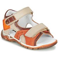 鞋子 男孩 凉鞋 GBB EROPE 米色 / 橙色