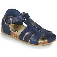 鞋子 男孩 涼鞋 GBB FREDERICO 藍色