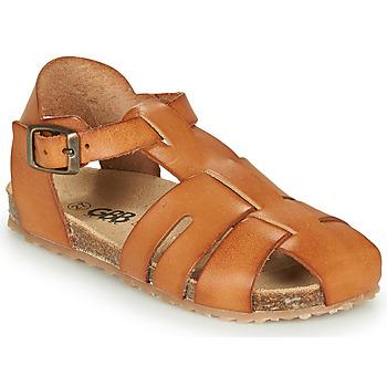 鞋子 男孩 凉鞋 GBB FREDERICO 棕色