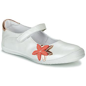 鞋子 女孩 平底鞋 GBB EMILIETTE 白色