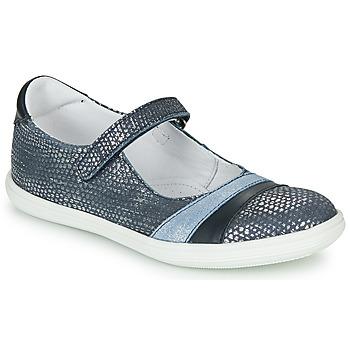 鞋子 女孩 平底鞋 GBB ECOPA 蓝色