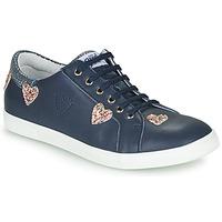 鞋子 女孩 球鞋基本款 GBB ASTROLA 海蓝色