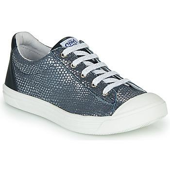 鞋子 女孩 球鞋基本款 GBB MATIA 海蓝色