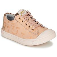 鞋子 女孩 球鞋基本款 GBB MATIA 玫瑰色