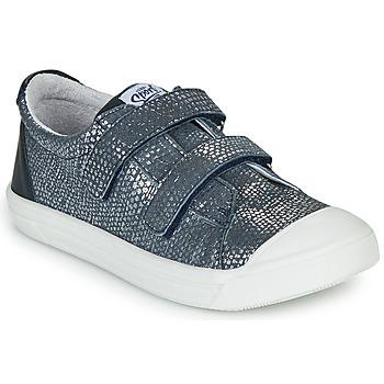 鞋子 女孩 球鞋基本款 GBB NOELLA 海藍色