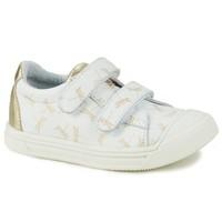 鞋子 女孩 球鞋基本款 GBB NOELLA 白色