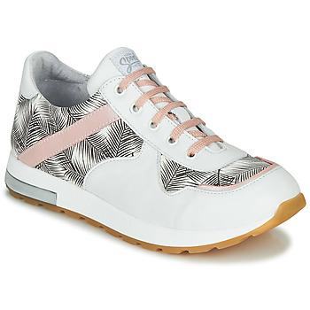 鞋子 女孩 球鞋基本款 GBB LELIA 白色 / 黑色 / 玫瑰色