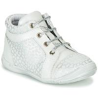 鞋子 女孩 高帮鞋 GBB OMANE 灰色 / 白色