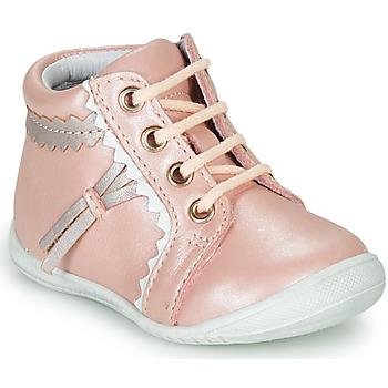 鞋子 女孩 高帮鞋 GBB ACINTA 玫瑰色