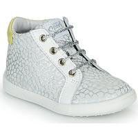 鞋子 女孩 高帮鞋 GBB FAMIA 银灰色
