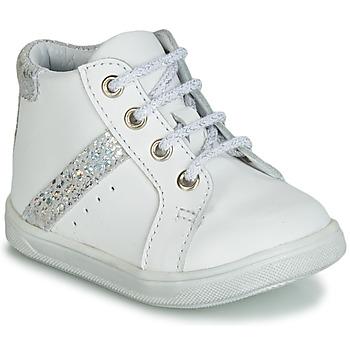 鞋子 女孩 高帮鞋 GBB AGLAE 白色