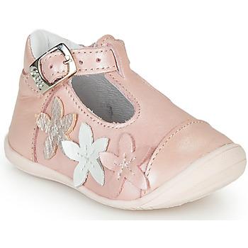 鞋子 女孩 平底鞋 GBB AGATTA 玫瑰色