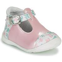 鞋子 女孩 平底鞋 GBB MERTONE 玫瑰色