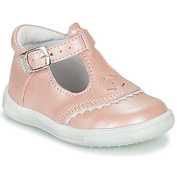 鞋子 女孩 平底鞋 GBB AGENOR 玫瑰色