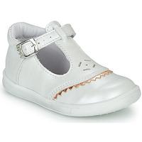 鞋子 女孩 平底鞋 GBB AGENOR 白色
