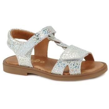 鞋子 女孩 凉鞋 GBB FARENA 银灰色