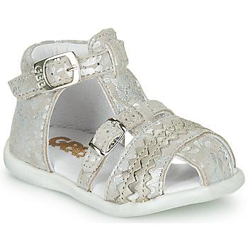 鞋子 女孩 凉鞋 GBB ALIDA 米色