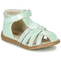鞋子 女孩 凉鞋 GBB AGRIPINE 绿色