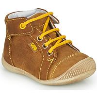 鞋子 男孩 高帮鞋 GBB PARGA 棕色