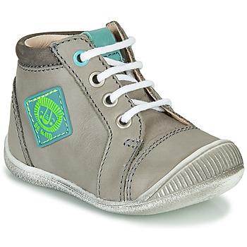 鞋子 男孩 高幫鞋 GBB TARAVI 灰色