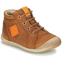 鞋子 男孩 高帮鞋 GBB TARAVI 棕色