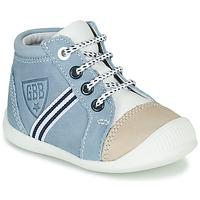 鞋子 男孩 高幫鞋 GBB GABRI 藍色