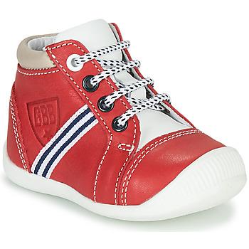 鞋子 男孩 高帮鞋 GBB GABRI 红色