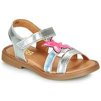 鞋子 女孩 凉鞋 GBB OLGA 银灰色
