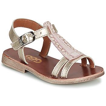 鞋子 女孩 凉鞋 GBB LAZARO 金色