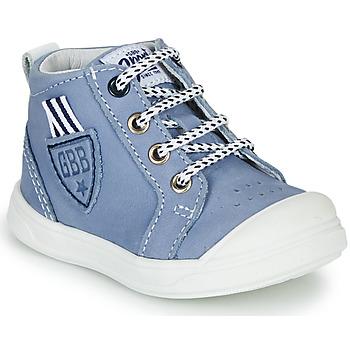 鞋子 男孩 高帮鞋 GBB GREGOR 蓝色