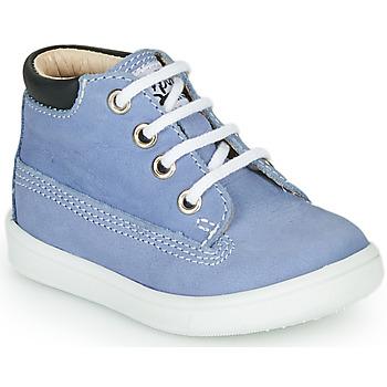 鞋子 男孩 高帮鞋 GBB NORMAN 蓝色